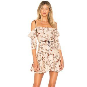 Lovers + Friends Cindy Mini in Dusk Floral